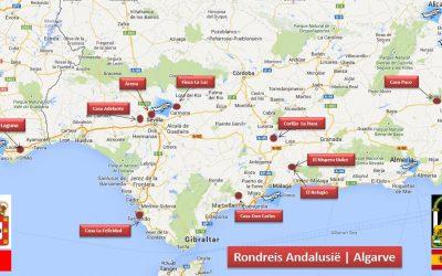 Rondreis Zuid-Spanje - Portugal en verblijf in Nederlandstalige B&B's