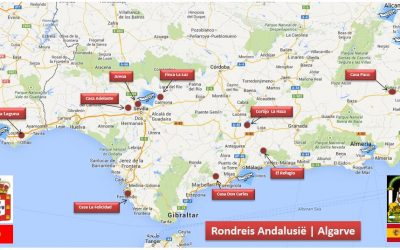 Andalusie rondreis B&B´s