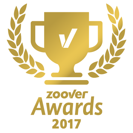 Zoover Award Gold 2017 Casa don Carlos